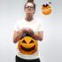 Halloween-es terhes póló